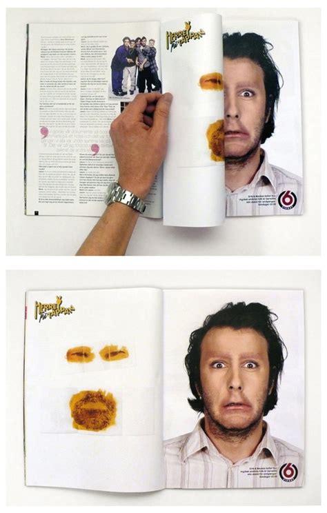 layout majalah kreatif cara desain 22 iklan majalah paling kreatif yang akan