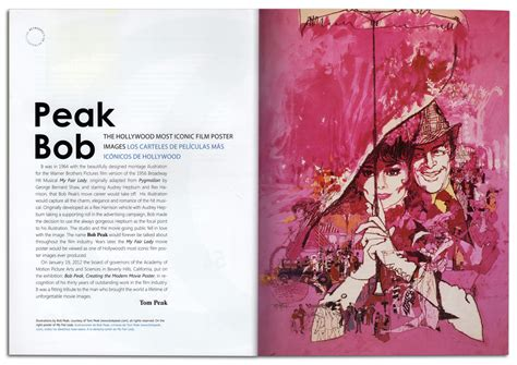 magazine layout en espanol bob peak book articles in linea curve pasadena cmyk