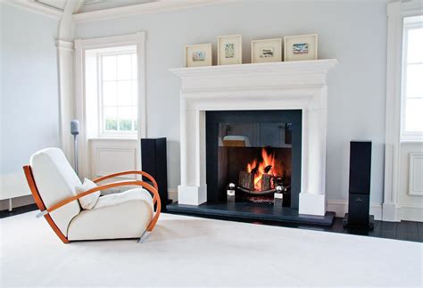 electric fireplace designs to warm the heart