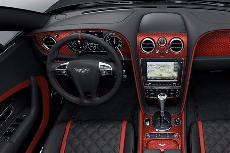 bentley interior black bentley continental gt black speed revealed