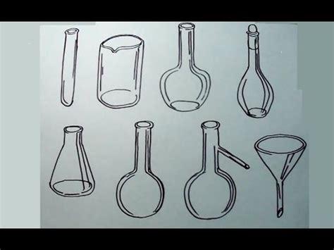 imagenes de quimica faciles para dibujar aprende a dibujar elementos de laboratorio de qu 237 mica 1 2