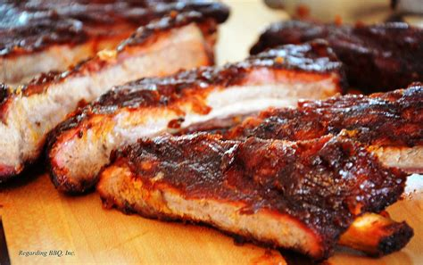 bbq ribs on the grill recipe dishmaps