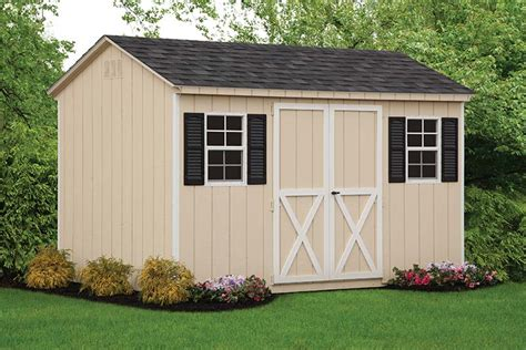 8×12 Shed For Sale