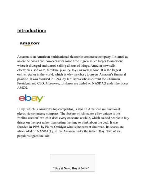 amazon vs ebay amazon vs ebay