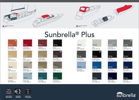 sunbrella fabric colors sunbrella marine fabric color chart foto 2017