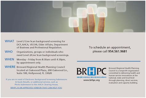 Level 2 Background Check Level 2 Background Screening Brhpc Org