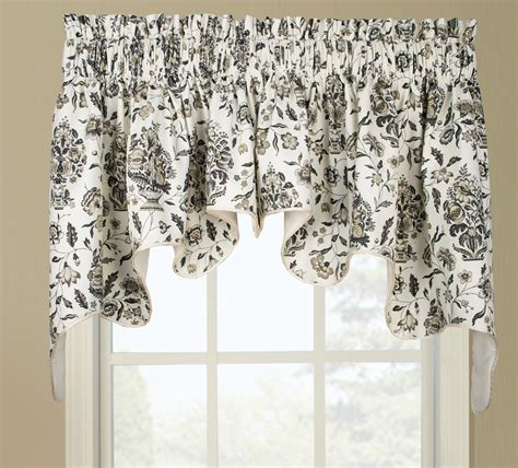 Curtains And Toppers Valances Swags Window Toppers Thecurtainshop