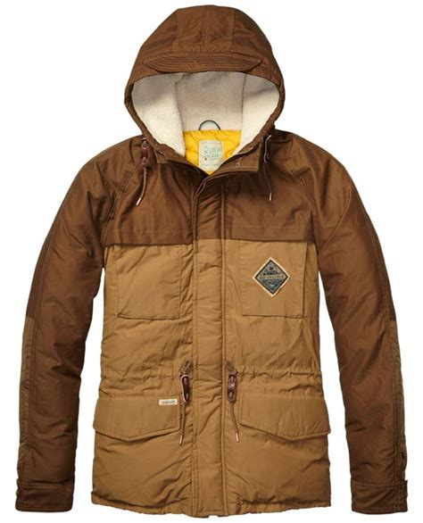 Hoodie Sweater Jaket Royal Enfield 2 colour block jacket gt mens clothing gt jackets at scotch soda official scotch soda