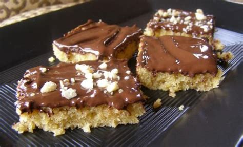 oatmeal bars with chocolate topping quick easy oatmeal bars with chocolate topping recipe food com