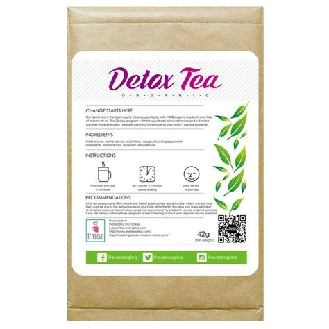 Detox Trading Code by Hangzhou Everlong Import And Export Co Ltd China