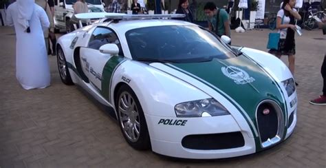 police bugatti awesome car collection dubai s police dept lk performance