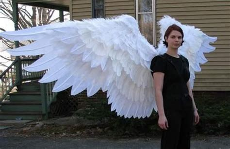 How To Make Paper Wings For A Costume - jak wykona艸 skrzyd蛯a anio蛯a zapytaj onet pl
