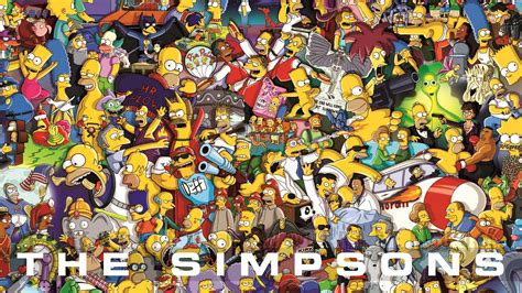 wallpaper hd 1920x1080 simpsons the simpsons hd wallpapers