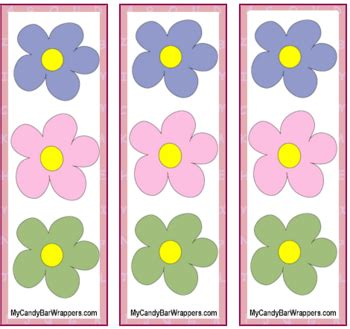 free printable bookmarks flowers triple flower mother s day bookmarks free printable