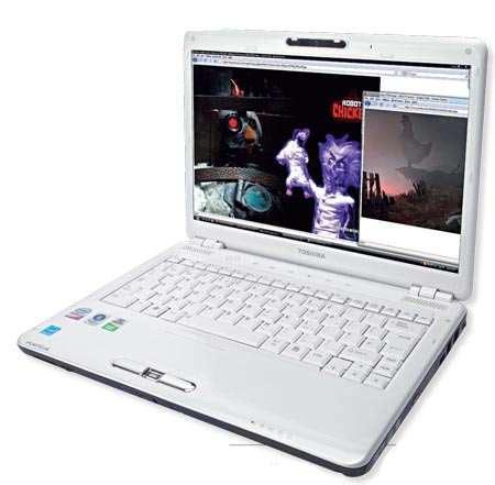 Panel On Laptop Toshiba Portege M800 toshiba port 233 g 233 m800 pc tech authority