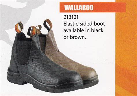Sepatu Safety Krushers Mt Isa krushers safety shoes wallaroo