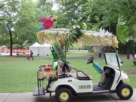 307 best images about ~Golf Cart Decorations~ on Pinterest