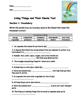 science grade 3 assessment guide books 3rd grade science plants animals assessment and study
