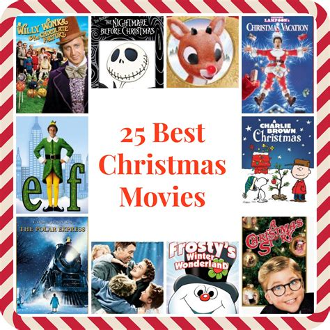 christmas movies top 25 best christmas movies christmasmovies nyc single mom
