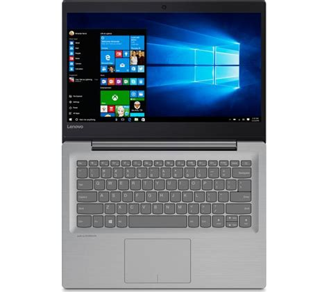 Lenovo Ideapad 320 14ikb 59id Grey lenovo ideapad 320s 14ikb 14 quot laptop grey deals pc world