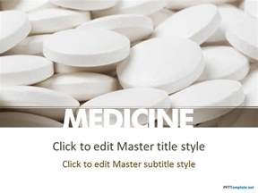 Medicine Powerpoint Templates by Free Pharma Medicine Ppt Template