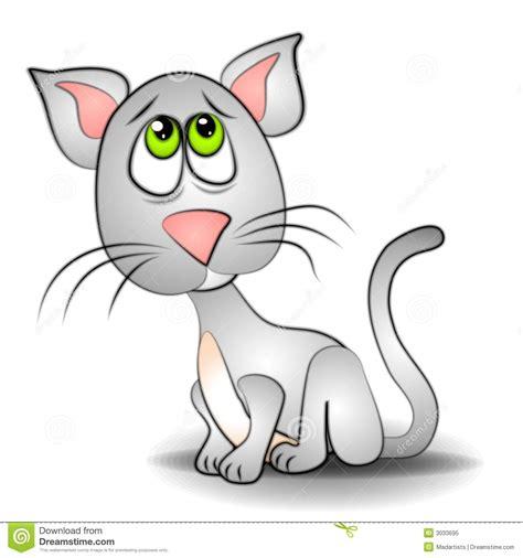 clipart gatto sad cat clipart