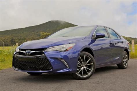 Toyota Camry Review 2015 Picture Other 2015 Toyota Camry Review Front 3q Jpg