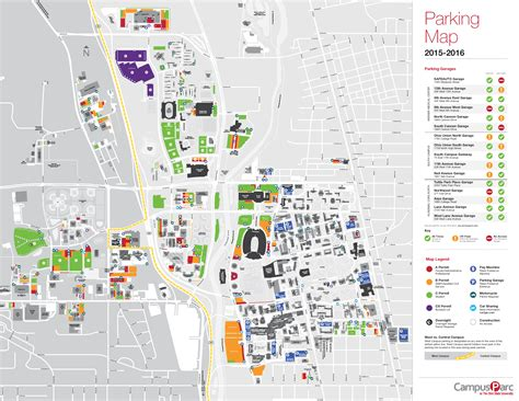Osu Find Osu Cus Parking Map Engineering Summer Experience