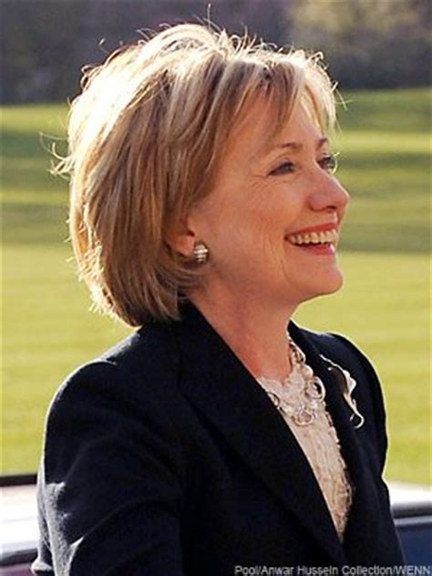 hillary clinton hairstyle pictures 27 best images about hair styles on pinterest shoulder