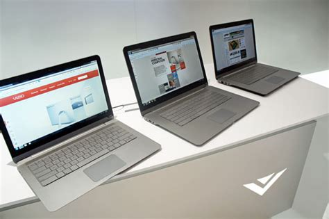 visio laptops vizio crashes the pc on with the company s
