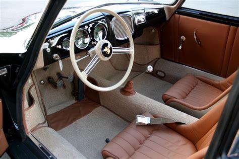porsche speedster interior porsche 356a interior best image wallpaper