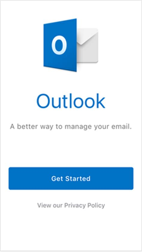 how to configure the ios outlook app for office 365