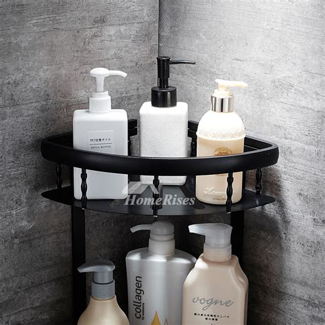 black bathroom shelf black bathroom shelf best home design 2018