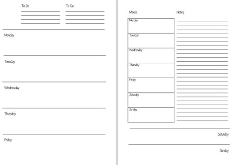 free printable day planner inserts mswenduhh planning printable free printable inserts