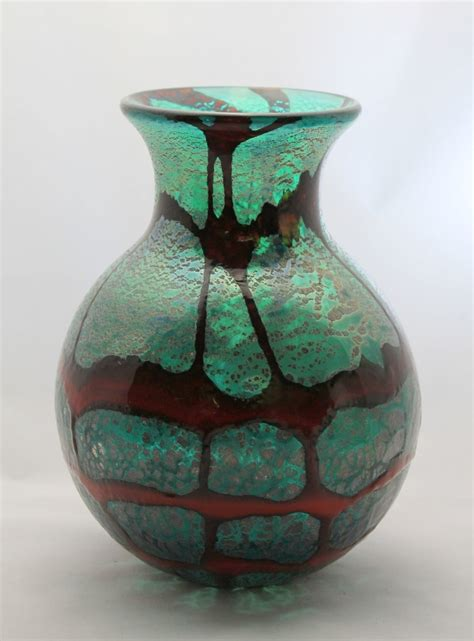japanese glass unknown japanese glass vase collectors weekly