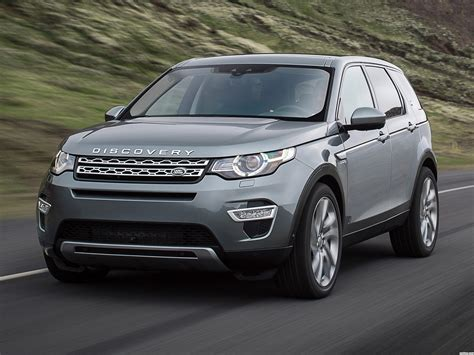 luxury land fotos de land rover discovery sport hse luxury l550 2015