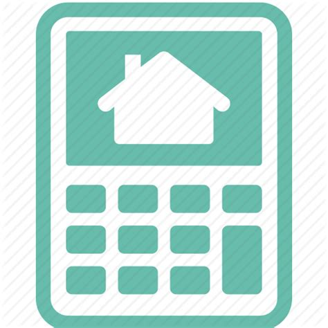 calculate house mortgage calculator home mortgage house loan icon icon search engine