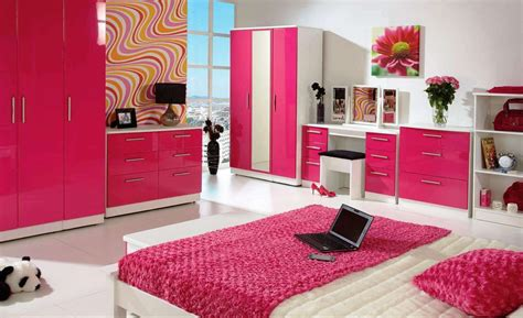 girls bedroom wardrobe awesome white polished plywood bunk beds ideas for teenage