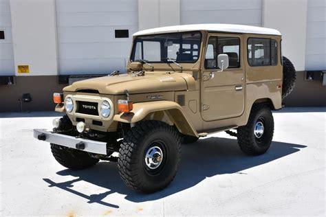 toyota fj40 land cruiser for sale 1978 toyota land cruiser fj40 for sale