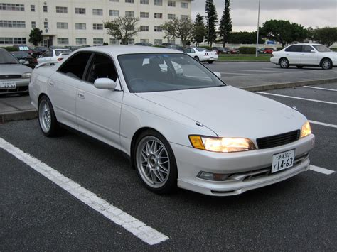 Toyota Chasser 1994 Toyota Chaser Pictures Cargurus