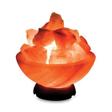 himalayan fire bowl salt lamps canada  wholesale gifts