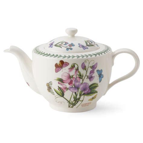 Portmeirion Botanic Garden Teapot 1 1l Peter S Of Portmeirion Botanic Garden Teapot