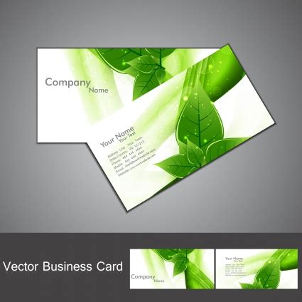 Free Business Card Templates Nature by Free Business Card Templates Nature Images Card Design