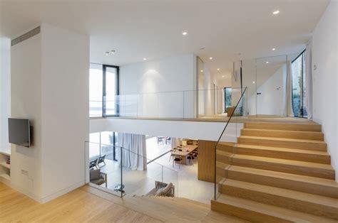 split level home interior dise 241 o de moderna casa de playa v2 de 3hld fachada y