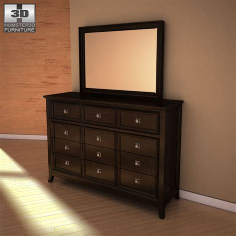 martini bedroom suite ashley martini suite storage bedroom set by humster3d