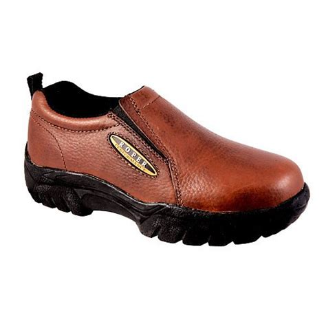 best slip on work boots top best 5 work boots slip on for sale 2016 product