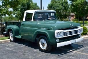 1958 ford f250 truck by stormpix on deviantart