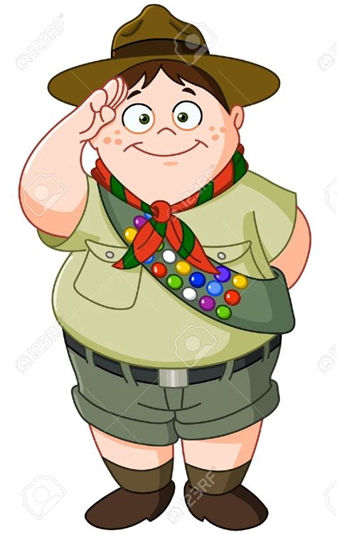 clipart scout boyscout clipart clipground