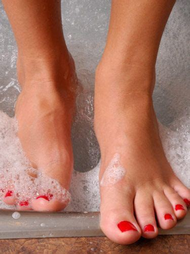 perfect pedicure red pedicure on pinterest red toenails glitter pedicure