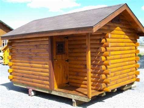 log cabine the simple portable affordable real wood cabins